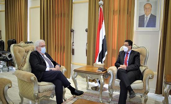 وزير خارجية اليمن: قرار الحوثي مرهون بالنظام الإيراني