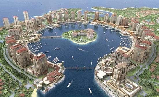 قطر تبني 16 فندقا عائما استعدادا لكأس العالم 2022