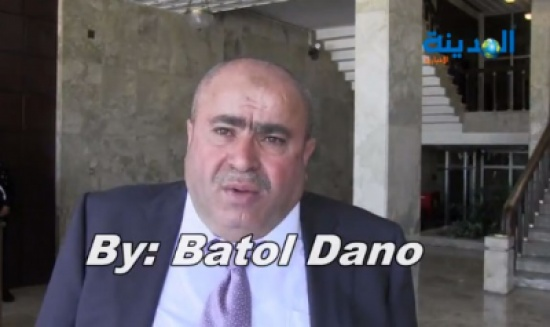 """عطية يدعو النواب إلى الاعتصام لطرد سفير """" الاسرائيلي"""""""