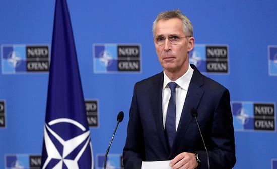 ستولتنبيرغ: الناتو عزز حضوره في البحر الأسود ردا على أعمال روسيا