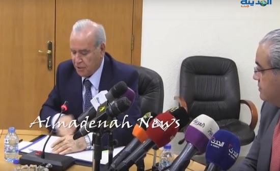 بالفيديو : التسجيل الكامل لاجتماع لجنة التربية مع المعاني حول اعتماد الكويت وقطر 5 جامعات  فقط