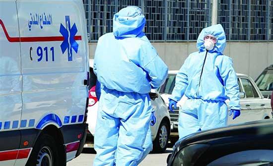 تسجيل 3509 اصابة بفيروس كورونا