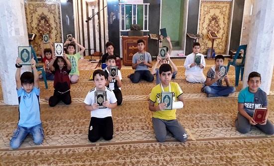 انطلاق فعاليات المراكز الصيفية في أوقاف إربد
