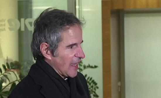 مدير الوكالة النووية: اتفقنا مع إيران على تفتيش منشآتها النووية