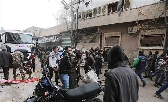 """إصابة 8 مدنيين في هجوم تنظيم """"ي ب ك"""" على عفرين السورية"""