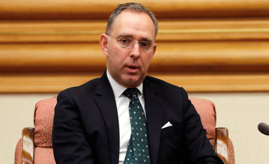 مستشار الأمن القومي للحكومة البريطانية يعلن استقالته
