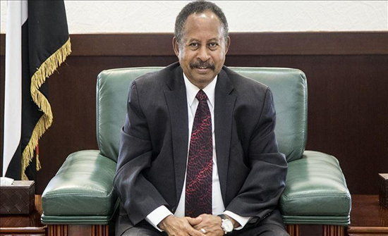 السودان.. حمدوك يدعو إلى تحقيق السلام بشكل عاجل