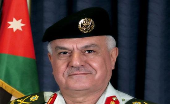الحنيطي يبحث سبل تعزيز التعاون العسكري مع السعودية