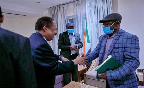 في جوبا وبرعاية سلفاكير.. بدء مفاوضات بين الحكومة السودانية والحركة الشعبية شمال