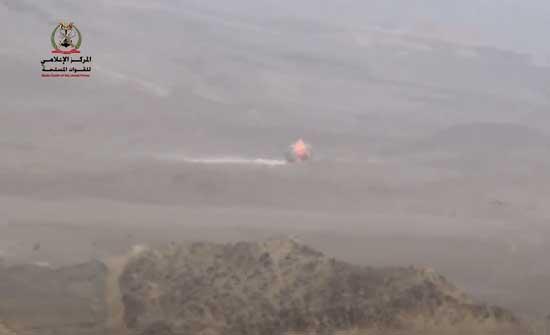 خسائر بشرية ومادية كبيرة للحوثيين في جبهات مأرب .. بالفيديو