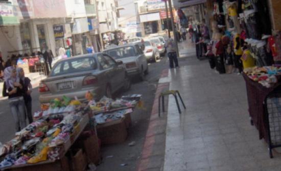 الأزمة السورية تتسبب بإغلاق 4500 محل بالرمثا