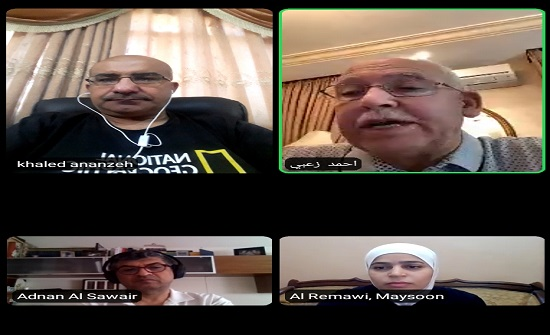 المهندسين والمركز الأردني الايطالي يعقدان دورة حول السلامة المهنية