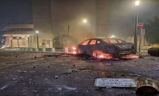 قصف مكثف على عسقلان و 26 إصابة بصفوف المستوطنين