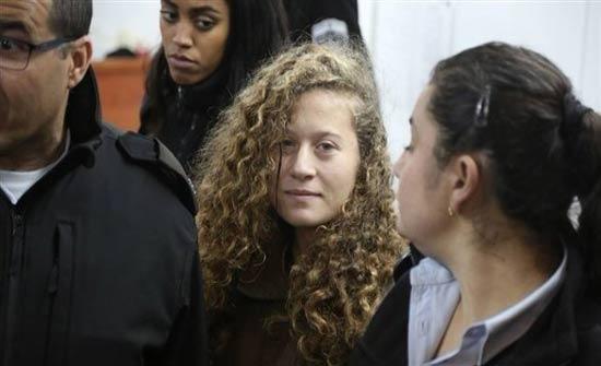 ليبرمان يحظر بث أغانٍ لشاعر إسرائيلي عن عهد التميمي