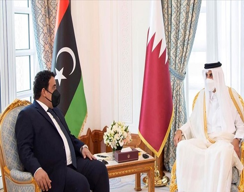 أمير قطر يؤكد دعم بلاده المتواصل لوحدة واستقرار ليبيا