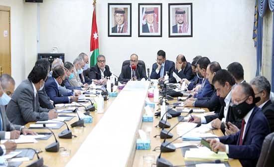 مشتركة نيابية تشرع بمناقشة رخص مهن أمانة عمان