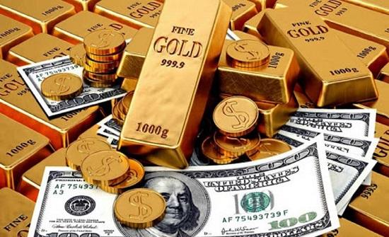 الدولار يسجل أكبر هبوط أسبوعي في 10 أعوام والذهب الأفضل منذ 2008