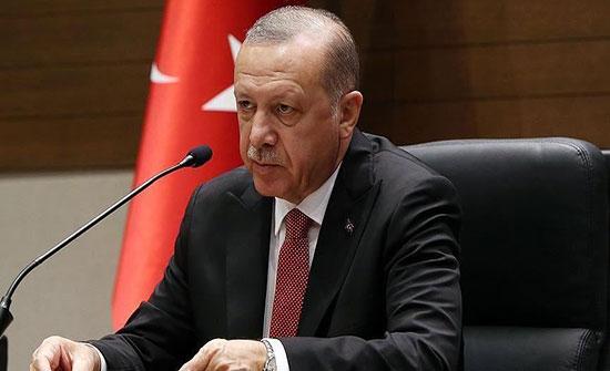 أردوغان يهنئ العالم الإسلامي بليلة القدر