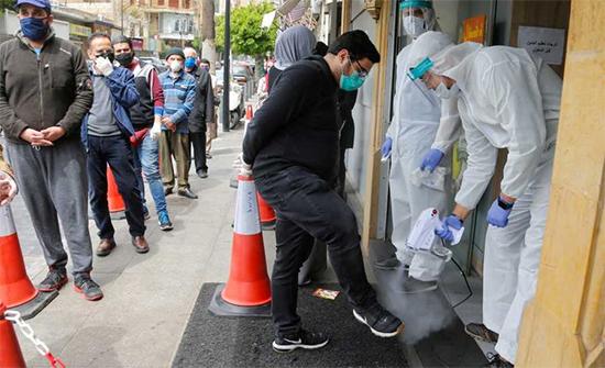 10 وفيات و1016 إصابة جديدة بكورونا في لبنان