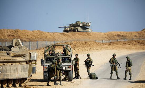 بعد مفاعل ديمونة.. شركة أمريكية تصور موقعا سريا آخر في إسرائيل