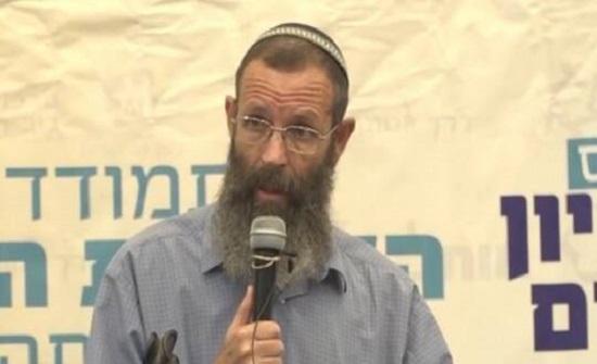 تسجيل لحاخام يهودي حول المثلية يثير الجدل في إسرائيل