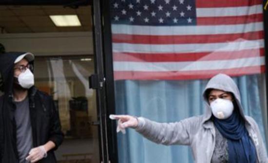 أميركا : تسجيل حوالي 60 الف اصابة بفيروس كورونا