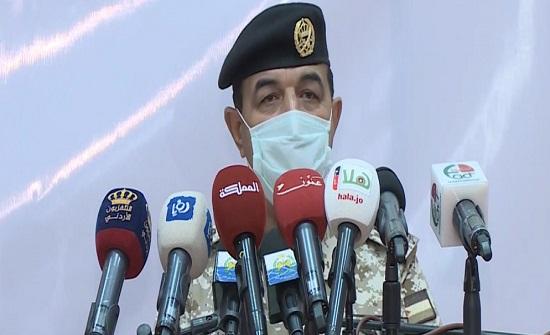 الجيش : 900 سرير سعة المستشفيات الميدانية الجديدة