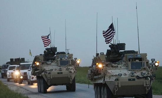 مسؤول أمريكي: الولايات المتحدة لن تتحرك عسكريا لوقف العملية التركية بسوريا