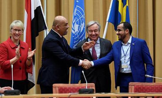 السويد تستأنف جهود الوساطة للتسوية في اليمن
