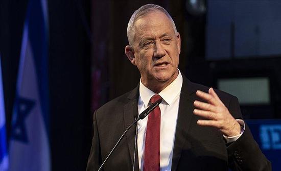 إسرائيل.. غانتس يدعو 6 أحزاب إلى الوحدة للإطاحة بنتنياهو
