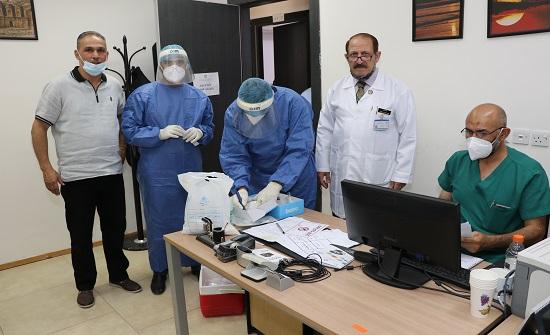 """الأوبئة تنفذ فحوصات عشوائية في """"عمان العربية"""""""