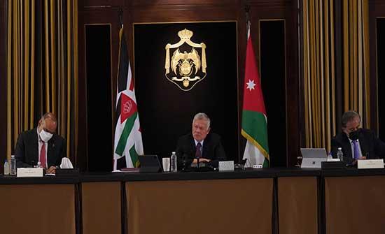 الملك: نجاح الإصلاح الاقتصادي مرتبط بنجاح الإصلاح الإداري