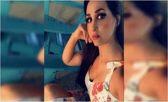 هند القحطاني تنجو من حادث سير مروع وتفزع ابنتها (فيديو)