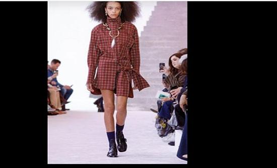 """بالصور: تعرفي على مجموعة دار أزياء """"Chloé"""" في أسبوع الموضة بباريس"""
