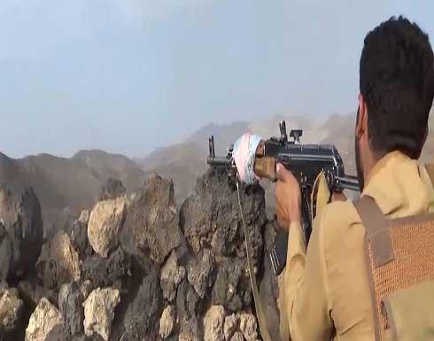 الجيش اليمني يكسر هجوماً حوثياً غرب مأرب