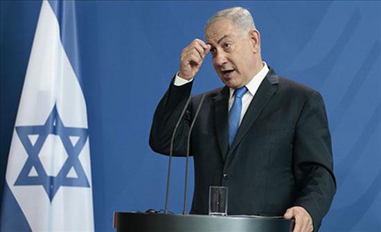 نتنياهو: لا مفر من شن عملية عسكرية ضد غزة وإسقاط حماس