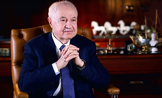 """We are faced with a historic opportunity.  Abu Ghazaleh reveals the future of Arab countries """"Destructive"""""""