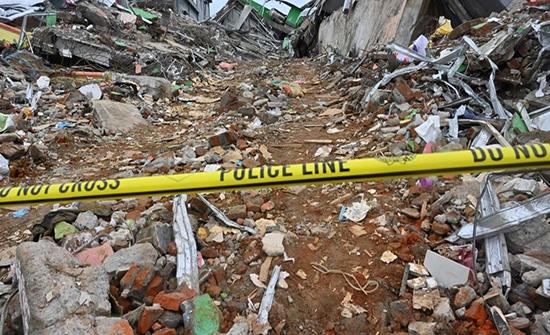 زلزال بقوة 7,5 درجة بالمحيط الهادي يتبعه تسونامي