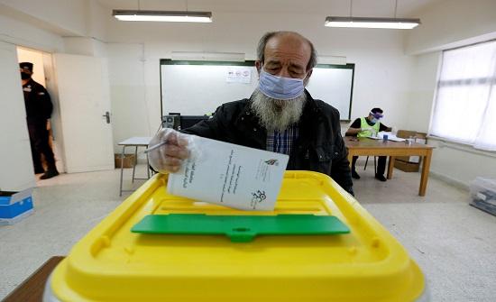 8.24 % نسبة الاقتراع في الاردن