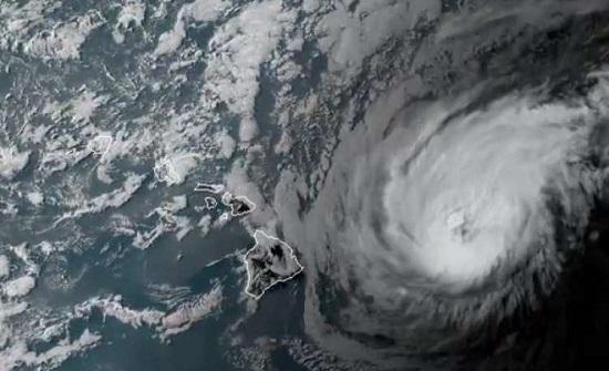 الصين: إعصار سوديل يعطل حركة المرور بمقاطعة هاينان