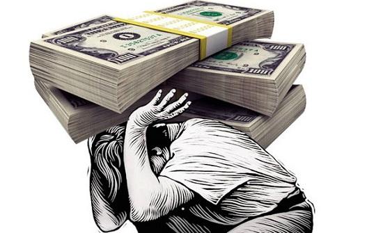 تضخم فوائد الدين يهدد استقرار الاقتصاد