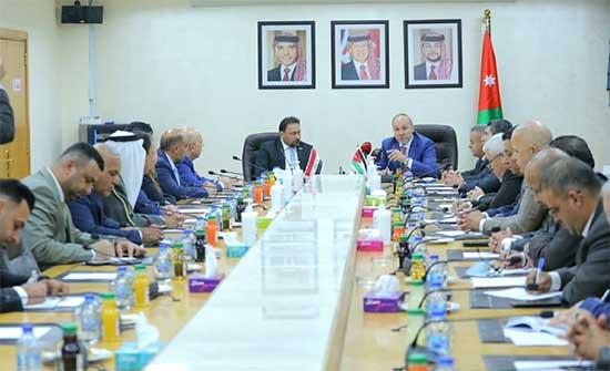 دعوة عراقية لمجلس النواب الأردني لمراقبة الانتخابات العراقية