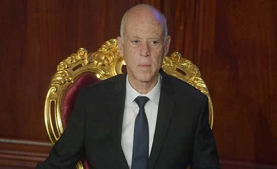 سعيّد: حوار وطني سيبدأ قريباً لحل الأزمة في تونس