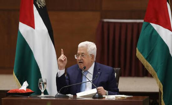 """عباس يدعو للالتزام بالتفاهمات و""""فتح"""" ستخوض الانتخابات بلائحة موحدة"""