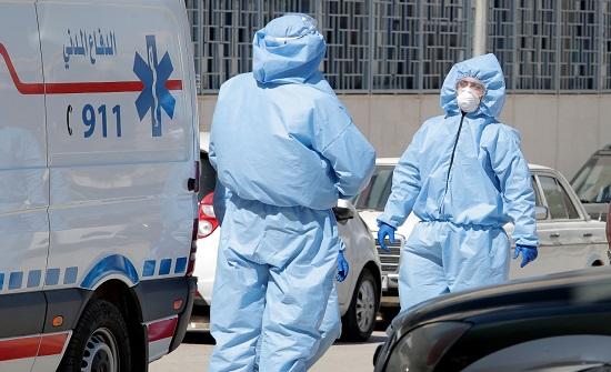 268 اصابة يفايروس كورونا في الاردن و شفاء 26 حالة