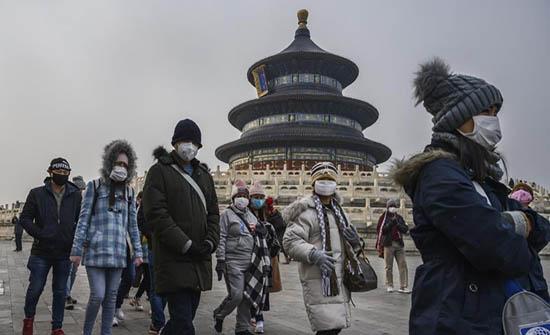 الصين: لا اصابات محلية جديدة بفيروس كورونا