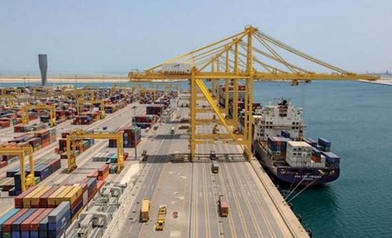 زيادة النسبة الشهرية للسفن القادمة للموانئ القطرية