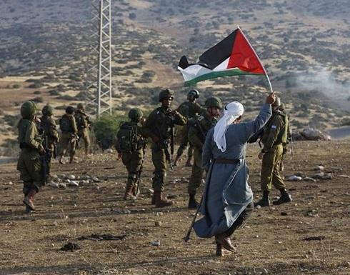 إصابة فلسطيني واعتقال آخرين في اعتداءات للاحتلال بالضفة