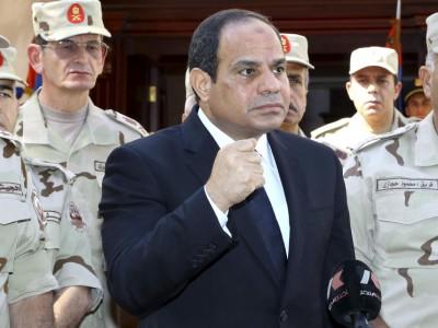 السيسي يفوض رئيس الوزراء في اختصاصات الرئيس بشأن حالة الطوارئ
