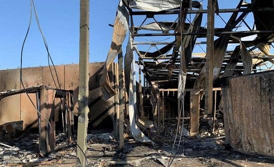 """العراق.. هجوم بطائرات مُسيّرة على """"عين الأسد"""""""